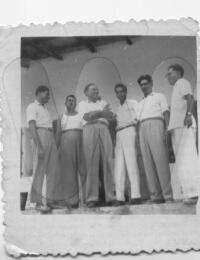 ,Rue Gambetta, Tuléar, Madagascar,1951,Commentaire,Nazaraly AMARSY