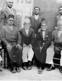 Hajj,La Mecque, Arabie saoudite,1949,,Colection Privée