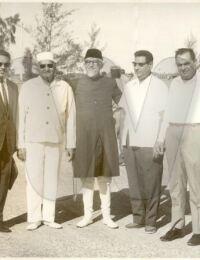 Mr THARIANI, architecte pakistanais.