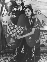 Sirine AMARSY,Tuléar, Madagascar,1950,,Collection Privée